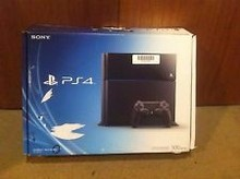 Buy 2 Get 1 Free Hot Price for Sonny PlayStation 4 (Latest Model)- 500 GB Jet Black Console+5 games free