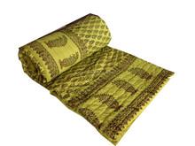 quilt/bedding set/bedspread 100% COTTON DUCK DOWN QUILT