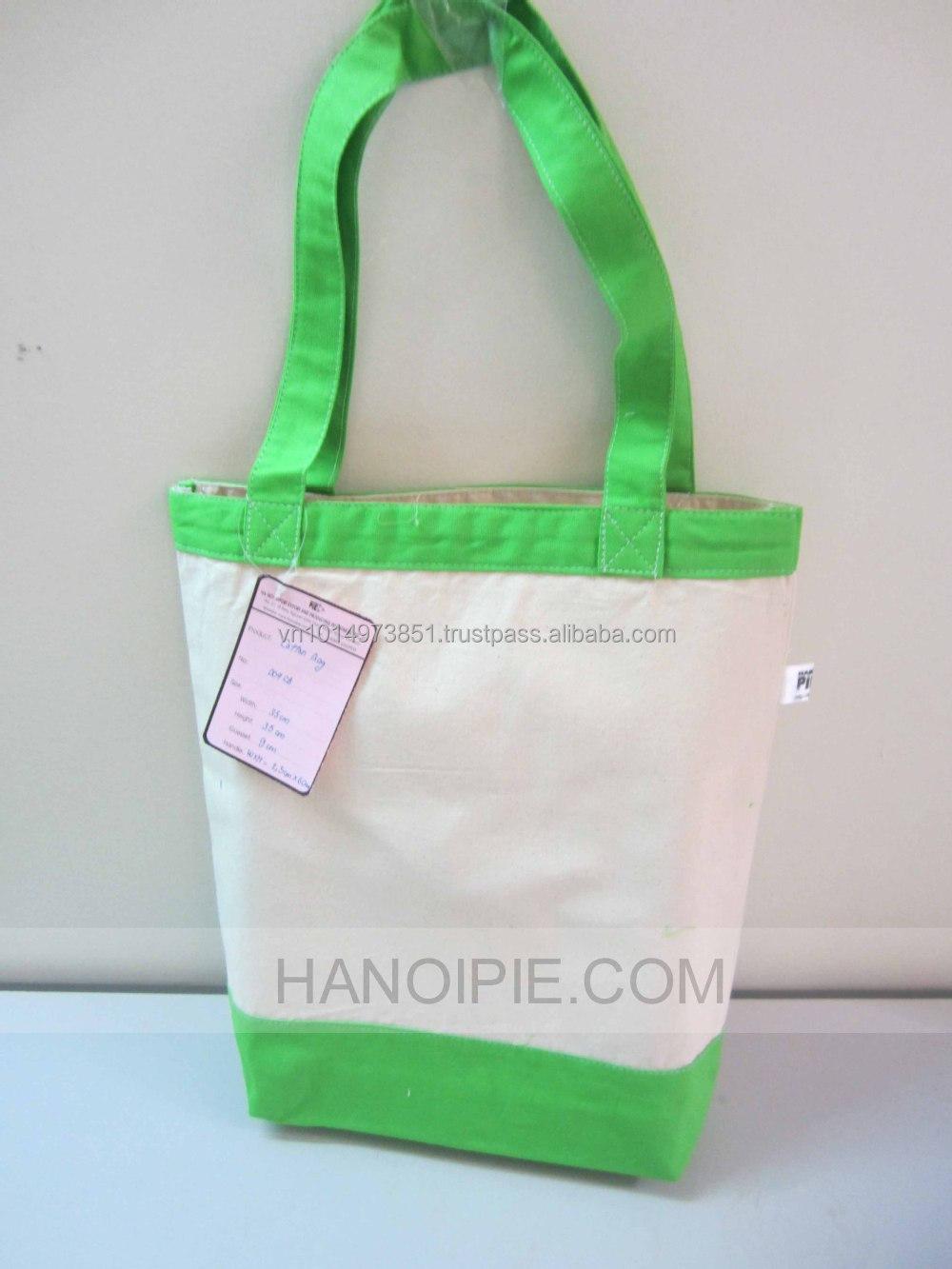 Wholesale Organic Shopping Bag  Cotton Handbag 004CB 1.jpg
