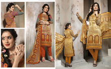 punjabi Winter Wear Digital Printed salwar Suit