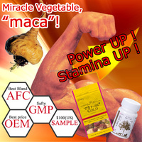 Topical and Safe power plus capsule maca with multiple functions made in Japan