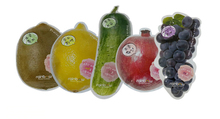 Fruits Farm Mask Pack (Kiwi,Lemon,Cucumber, Pomegranate,Grape) Korea Goods, Unique