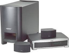 For New Bose 321 GSX Series III Graphite DVD Home Entertainment System