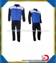 Para hombre de la mujer deportes diseño personalizado del juego de pista de entrenamiento de jogging desgaste