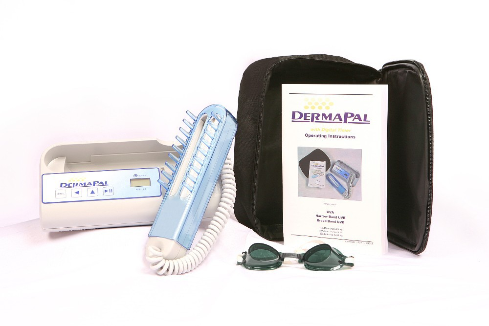 Phototherapy unit for the treatment of Psoriasis, Eczema & Vitiligo Dr 2