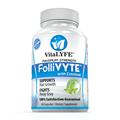 Follivyte- suporta o crescimento do cabelo + recuperação, enquanto luta contra cabelos grisalhos( 1- mês de fornecimento) 60 cápsulas