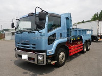 Used High Quality ISUZU Forward Dump Truck 20 ton 2008