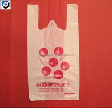 high quality and CHEAPEST price t-shirt plastic bag