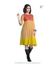 Ropa Online Wholesale Store / Indo occidental Kurtis