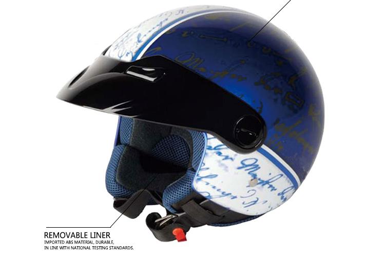motorcross helmets JX-B250