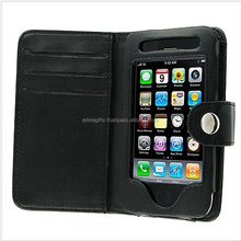 Genuine Leather Mobile Cover