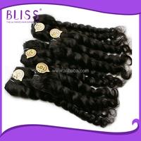 remy human human hair clip on ponytail,cheap micro bead hair extension