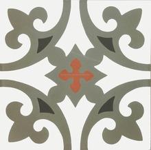 Encaustic cement tile - CTS 4.3