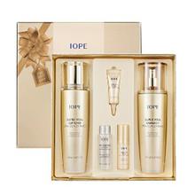 IOPE Super Vital Set ( Skin + Lotion) , Korean Skin Care Brand, Famous Brand