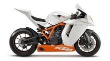 2014 KTM 1190 RC8 R TRACK FOR RACE TRACK USE ONLY