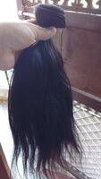 "Wholesale grade AAAA+ 18"" 100g pre piece silky straigth 100% remy virgin brazilian hair extensions"