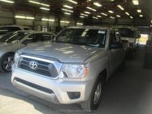 LHD Used 2012 Toyota Tacoma SR5 2.7L RWD [071515]
