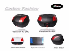 NEW Motorcycle Rear Box PP BOX for eBike e Scooter Italian Fasion Deisgn (PEDA MOTOR)(online shop supplier)