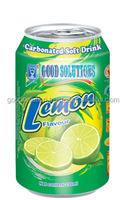 Soft drink 330ml Lemon/Carbonated Drinks