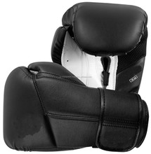 Boxing Training Gloves 10 12 14 16 oz Blue Red,Leather professional boxing gloves,Pro. Style Boxing Gloves DG-3070