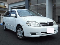 Toyota Corolla Fielder X Limited Navi Special NZE121G 2002 Used Car