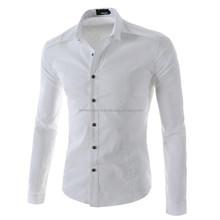 new style 100%cotton mens classical check plaids dress shirt
