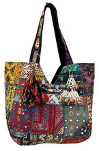 Gypsy Bag, Tribal Bag Ethnic Boho, Banjara bag,Tote, Purse,