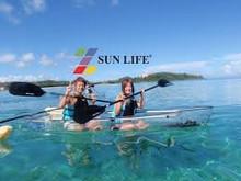 The Transparent Canoe Kayak.