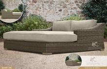 Wicker garden furniture poly rattan