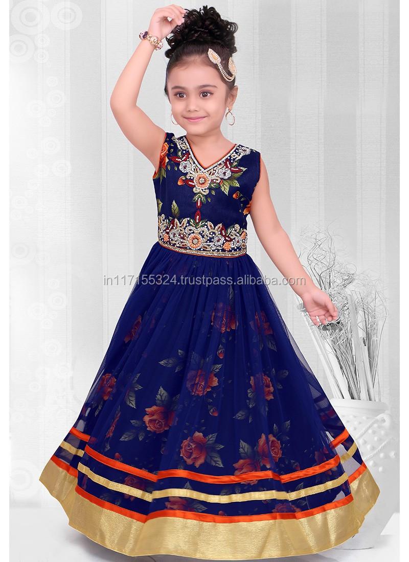 Fancy Dresses For Baby Girl-frock Design For Baby Girl Net Bulk ...