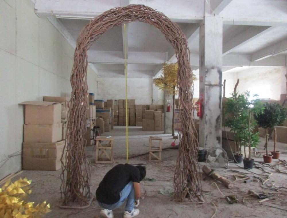 arche de mariage fleur arc d coration stade d coration. Black Bedroom Furniture Sets. Home Design Ideas