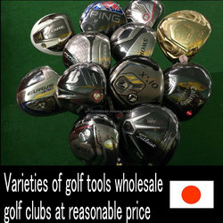 Popular colored golf ball golf tools for everybody , clubs, bags also available