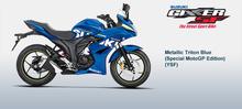 SUZUKI MOTORCYCLES 150CC