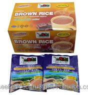 Instant Brown Rice Cereal Drink (Chocolate) In Powder Form, Halal, HACCP & ISO 22000 Certifications, High In Vitamin B Complex