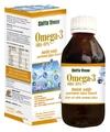 Gmp omega 3 jarabe para los niños de la salud natural de complementación alimentaria con l- arginina y sabor del melocotón