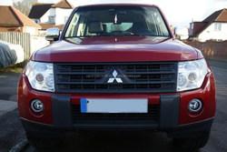 Used LHD Mitsubishi Pajero GLS 3.0 V6 Petrol 2010