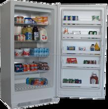 Propane Refrigerator Diamond All Refrigerator 18 Cubic Foot
