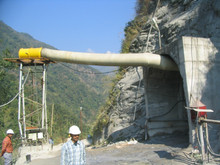 Tunnel Ducting