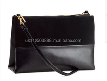 high quality brown messenger bag