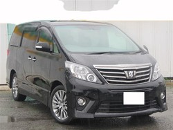 Toyota Alphard 350S type Gold GGH20W 2012 Used Car