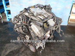 GOOD CONDITION SECONDHAND ENGINE GY 6 CYLINDER FOR MAZDA MPV, VS
