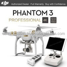 DJI Phantom 3 Professional with Spare Battery Drone 4K Camera Ready to Fly