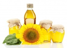 100 % Refined Sun flower Oil and extra virgin olive oil From Brazil