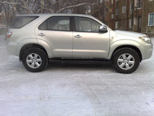 Toyota Fortuner 2010 Used car