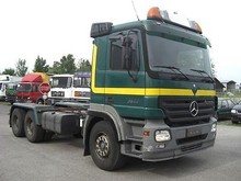 Used MercedesBenz Actros 2644LL 6X4 Tractor Head - Left Hand Drive - Stock no: 12926