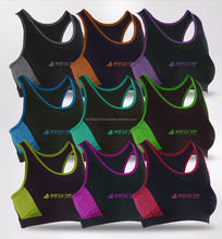 Unlimited Ladies Cotton Top / Bra / Yoga Top / Fitness Ladies Top With Custom logo and All Size in Gym Bra