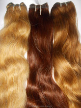 613# Blonde 100% Brazilian Virgin Remy Hair,High Quality Brazilian Body Wave Hair,Virgin Brazilian Hair Extensions