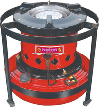 Pressure and Non-pressure Kerosene Deluxe Chrome Wick Stoves