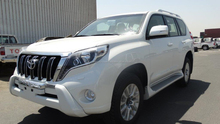 2016 China Model New Toyota landcruiser Prado