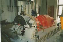 Siemens Axial Back-Pressure Steam Turbine
